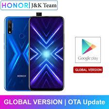 <b>Honor</b> 9X 4GB 128GB Smartphone <b>Global Version</b> 48MP dual ...