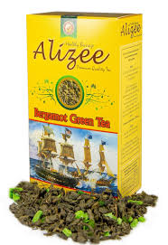 Зеленый <b>чай Alizee</b> Bergamot <b>Green Tea</b> листовой 100г | <b>Чай Alizee</b>
