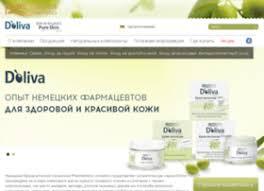 <b>doliva</b>.ru at WI. Косметика для лица <b>Doliva</b> и <b>Pharma Hyaluron</b> в ...