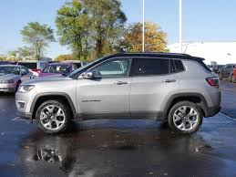 2018 Jeep <b>Compass</b> Limited in White <b>Bear</b> Lake, MN | Minneapolis ...