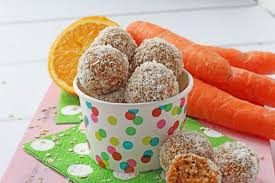 <b>Miss Rabbit's</b> Carrot Cake Energy Bites - My Fussy Eater | Easy <b>Kids</b> ...