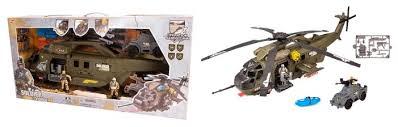 <b>Игровой набор Chap</b> Mei Большой вертолет 540059 — купить по ...