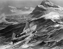 Image result for raging seas