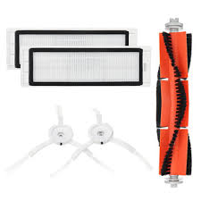 <b>Main brush filters</b> side brushes accessories for xiaomi mi robot ...