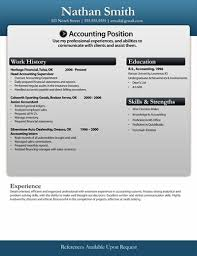 Free Resume Templates - Microsoft Word Download Free Resume Template 8