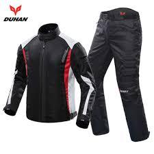 NEW DUHAN <b>Summer</b> Motorcycle Jacket Motorcycle Pants <b>Men</b> ...