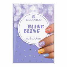 <b>Essence</b> Bling <b>Bling Nail Stickers</b> | Wilko