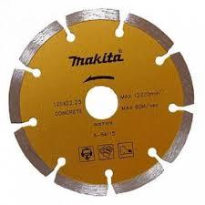 <b>Алмазный диск Makita</b> 115х22,2 сегмент (A-84109)