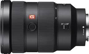 Sony G Master FE 24-<b>70 mm</b> F2.8 GM Full-Frame E-Mount Standard ...