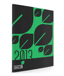 sarcon annual report cover page blake lockard design sarcon annual report cover page