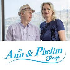 The Ann & Phelim Scoop