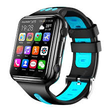 <b>Gocomma W5</b> (<b>H1-C-ALADENG</b>) Tron Blue Smart Watches Sale ...