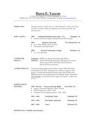 Resume Template. Great Objectives For A Resume: Good Objective For ... ... Resume Template, Great Objectives For A Resume With Employment History As Quality Assurance Manager: ...