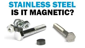 Is <b>Stainless Steel Magnetic</b>? | Fasteners 101 - YouTube