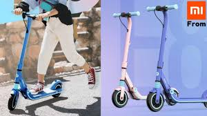 Xiaomi <b>Urban Drift Electric</b> Kick Scooter for Kids. - YouTube