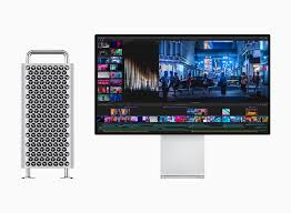 Apple unveils <b>powerful</b>, all-new Mac Pro and groundbreaking Pro ...