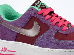 nike air force 1 low cherrywood red pink foil green glow cherry air force 1