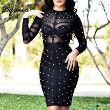Bqueen <b>2017</b> Women's Fashion Quality Sleeveless <b>Beading</b> Long ...