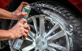 Уход для колес: проверяем средства для <b>дисков</b> и шин