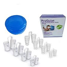 Buy ProQuiet 8 Pairs of <b>Anti Snore</b> Devices For Men & Women Stop ...