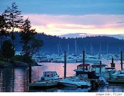 Image result for images towns on islands puget sound