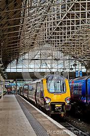 Resultado de imagen de Estación de Piccadilly Manchester