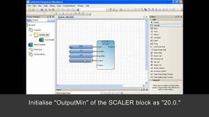 micro  programming   use scaler instruction in function block    micro  programming   use scaler instruction in function block diagram program   youtube