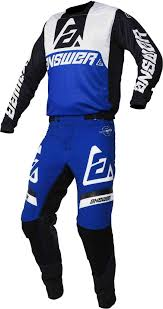Answer Racing Elite Mens Racing Off Road Riding <b>Dirt Bike</b> ...