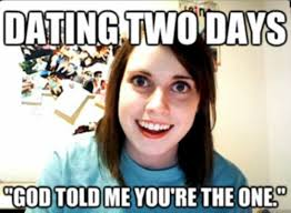 Haha oh no… Overly attached Christian girlfriend... - Christian Meme via Relatably.com