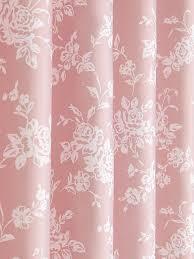 Купить комплект штор «Ленси (<b>пудрово</b>-<b>розовый</b>)» розовый по ...