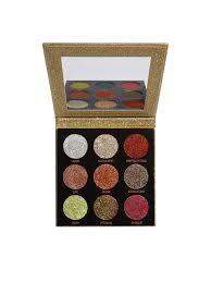 Buy <b>Makeup Revolution</b> London <b>Pressed Glitter</b> Eyeshadow Palette ...
