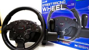 ИГРОВОЙ РУЛЬ <b>Artplays Street Racing Wheel</b> Turbo C900 ...