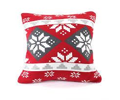 <b>Подушка с орнаментом EnjoyMe</b> Christmas story 45х45 см купить ...