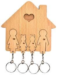 Купить <b>ключница Mimi</b> «<b>Семья с</b> двумя дочками», цены в Москве ...