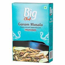 <b>Смесь специй Big</b> Chef Гарам Масала 100г Индия в Глобус Гурмэ