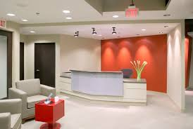 interior design large size captivating receptionist office interior design which implemented outstanding space with light captivating office interior decoration