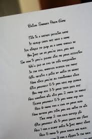 Bridal Shower Poem on Pinterest