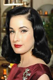 our guide to getting dita von teese 39 s signature beauty look