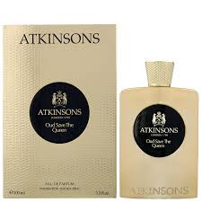 Atkinsons <b>Oud Save The Queen</b> Eau de Parfum Spray 100ml ...
