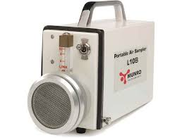 Battery-Powered <b>Portable Air</b> Sampler: Non-<b>rechargeable</b>