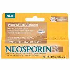 (LMTD QTY) Neosporin Plus Pain, .5 oz - Ralphs