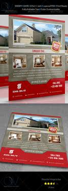 real estate flyer by owpictures graphicriver real estate flyer commerce flyers