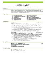 teacher resume examples substitute teacher resume summary teacher resume 1 button
