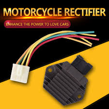 Мотоциклетный выпрямитель Напряжение регулятор <b>Зарядное</b> ...