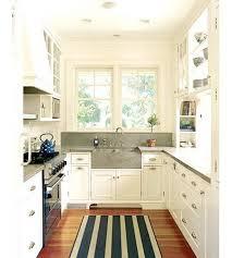 small galley kitchen design ideas photo