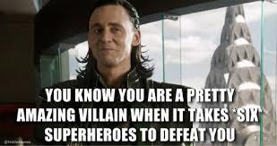 Loki Meme - Loki (Thor 2011) Photo (33899486) - Fanpop - Page 9 via Relatably.com