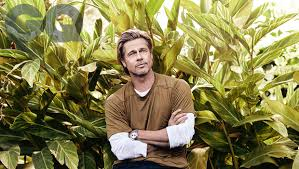 Brad Pitt Poses For 'GQ Australia's July Cover & Gives Interview ...