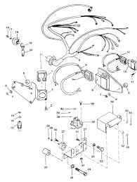 mercruiser black scorpion pin electrical wiring harness diagram mercruiser 470 starter wiring diagram nodasystech