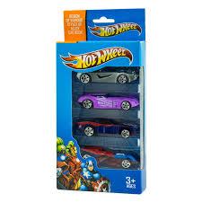 <b>Набор</b> машинок Hot <b>Wheels</b>, Машинки героев Marvel | Opt-toys