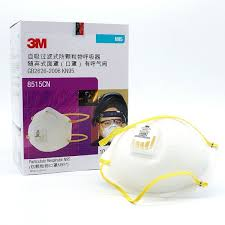 <b>10 PCS</b> 3M NIOSH N95 <b>Mask</b> 8515 ANTI DUST <b>FFP2 MASK</b> ...
